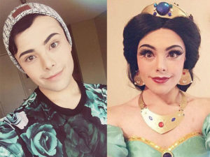 Modern Masculinity: Dressing Up Like Disney Princesses Is Fun